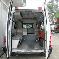 Ambulance (Swaraj Mazda)