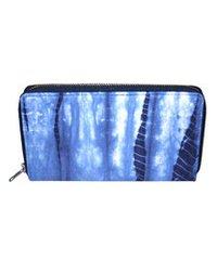 Cotton Tie Dye Clutch Bag
