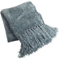 Rayon Chenille Throws