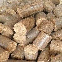 Wooden Dust Biomass Briquettes