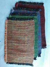Cotton Woven Door Mat