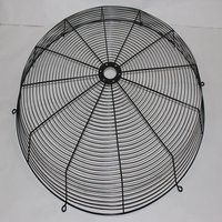 Rigid Dome Type Fan Guard