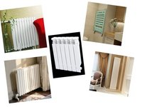 Aluminium Central Heating Radiators