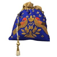 Party Embroidery Potli