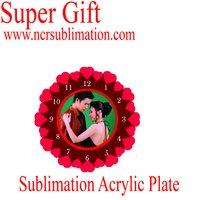 Sublimation Acrylic Plates