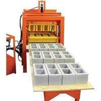 Concrete Block Making Machines