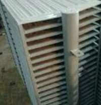 Pressed Steel Radiator For Transformers