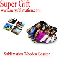 Sublimation Wooden Coasters