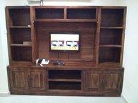 Wooden Tv Showcase
