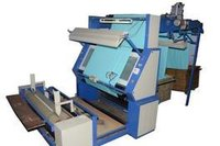 Fabric Inspection Loose To Tube Rolling Cum Plaiting Machine