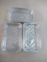 660 Ml Aluminum Foil Container