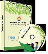 Values to Lead Value Education CD