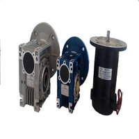 Highly Efficient Dc Geared Motors