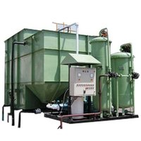 Industrial Package Sewage Treatment Plant