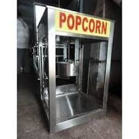 Steel Popcorn Machines
