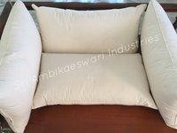 White Authentic Kapok (Ilavam Panju) Pillows