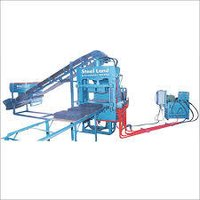 Commercial Fly Ash Bricks Machinery