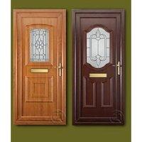 Unplasticized Polyvinyl Chloride Doors in Panchkula
