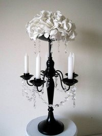Aluminum Candle Stands