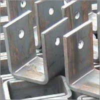 Industrial Sheet Metal Brackets