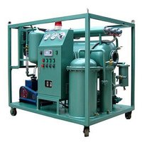 Waste Hydraulic Oil Filtration Cleaning Machine