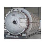 Tough Design Tyre Pyrolysis Plant