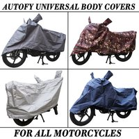 Autofy Motorcycle Universal Body Covers