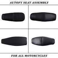 Autofy Seat Assembly For All Motorcycles And Bike