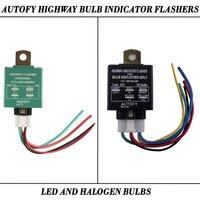 Autofy Universal Highway Bulb Indicator Flashers
