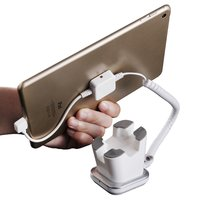 Smart Phone Cell Phone Secure Display Stand With Alarm Anti-Theft Device