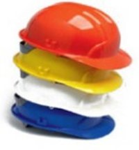 Safety Helmet Without Lamp