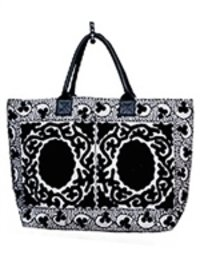 Cotton Embroidery Tote
