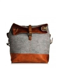 Woolen Shoulder Bag