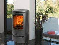 cosmo 971 gray wooden stoves