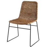 Wicker Cafe Chair