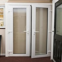 Durable Upvc Door
