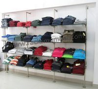 Retail Shop Garment Racks