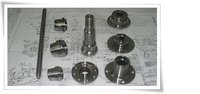 Cnc Precision Turned Components