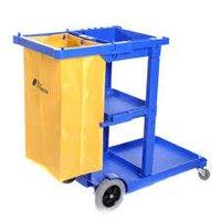 Heavy Duty Cleaning Trolley