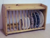 Reliable Plate Rack