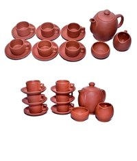 Earthenware Coffee Mug Set