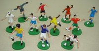 Soccer Player Figure 6.5cm