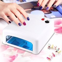 One Button Control Uv Led Gel Dryer Nail Lamp