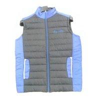 Mens Plain Sleeveless Nylon Jacket