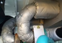 Pipe System Removable Insulation Jacket