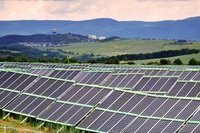 Commercial Solar Power Plant