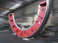 Industrial Girth Gear