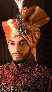 Groom Safa Turban Pagdi
