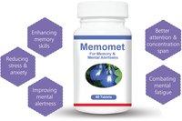 Memomet Ideal Supplement For Brain Power