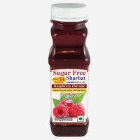 Sugar Free Raspberry Sharbat